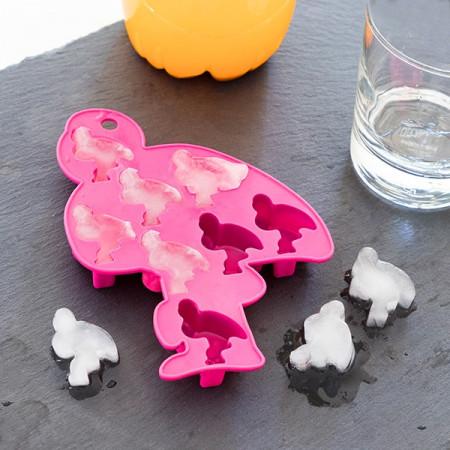 Forma cuburi de gheata Flamingo