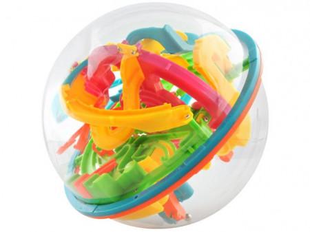 Joc labirint 3D multicolor 2