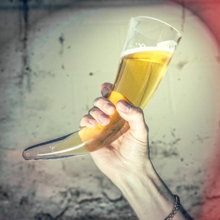 Paharul de bere al vikingilor