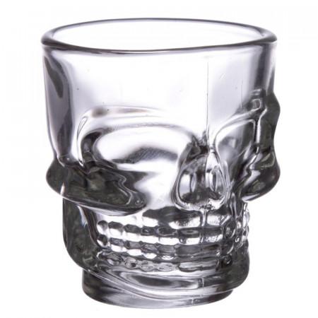 Set 2 pahare shot Skull 2