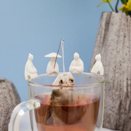 Suport pliculete ceai pescarii japonezi