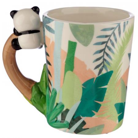 Cana cu panda pe toarta 3