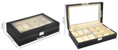 dimensiuni cutie ceasuri si ochelari