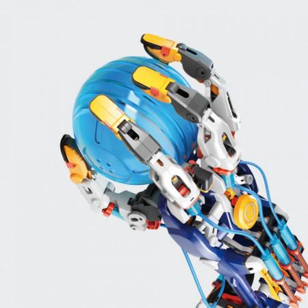 mana hidraulica robot 1