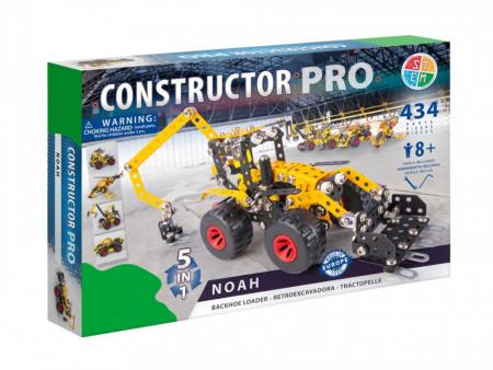 Set constructie Noah 5 in 1, 434 piese in cutie