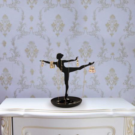 Suport bijuterii balerina 1