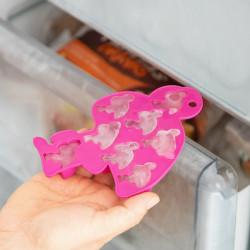 Forma cuburi de gheata Flamingo 1