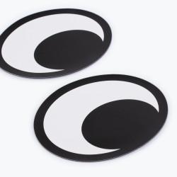 Ochi magnetici pentru frigider Googly Eyes 1