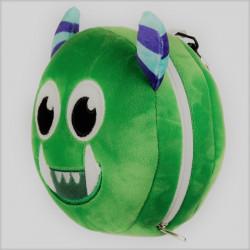 Perna travel Monstrul Verde inchisa