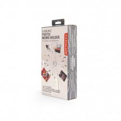 Rama foto magnetica cu 24 de clipsuri in cutie