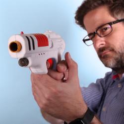 Set 2 pistoale Laser Tag Pro