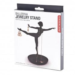 Suport bijuterii balerina in cutie