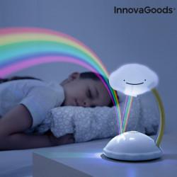 Lampa LED proiector Curcubeu