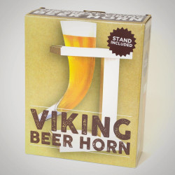 Paharul de bere al vikingilor in cutie