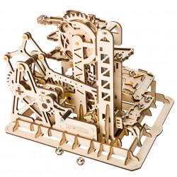 Puzzle 3D din lemn Marble Climber