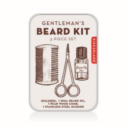 Set ingrijire barba in cutie