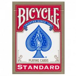 Carti de joc Bicycle Standard Rosu cutie