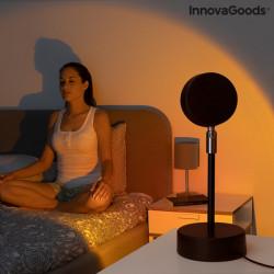 Lampa cu proiectie Apus de soare 1