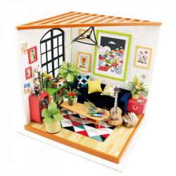 Puzzle 3D lemn Camera de zi Locus