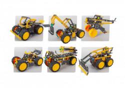 Set constructie Skip 7 in 1 Pro, 705 piese modele