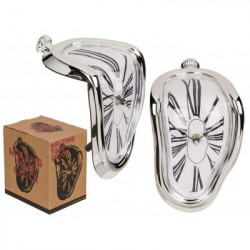 ceas care se topeste Dali si cutie