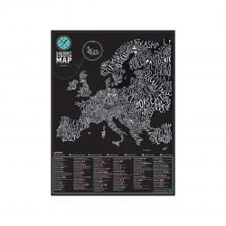 Harta razuibila pentru gurmanzi Gourmet Luckies 3