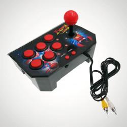 consola joc arcade Street Fighter II pentru televizor 5