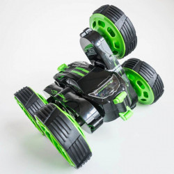Masina cu telecomanda Ghost verde 2