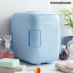 Mini frigider pentru cosmetice inchis