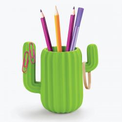 Organizator de birou cactus