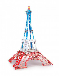 Set constructie Turnul Eiffel 5 in 1 Pro, 618 piese