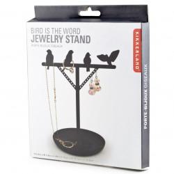 Suport bijuterii pasarele in cutie