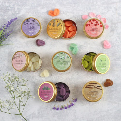 set Ceara aromaterapie soiaFloare de cires