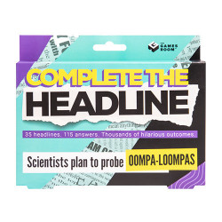 "Joc ""Complete the Headline"""