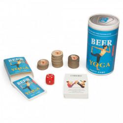 Joc de baut Beer Yoga 3