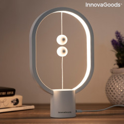 Lampa cu intrerupator magnetic