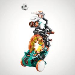 Robby - robotul programabil 5 in 1