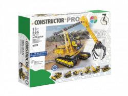 Set constructie Melman 7 in 1 Pro, 866 piese in cutie