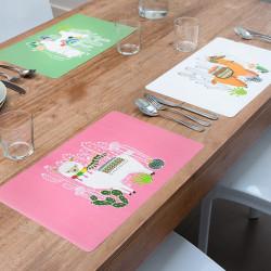 Suport farfurii Lama pe masa