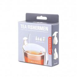 Suport pliculete ceai pescarii japonezi in cutie