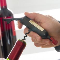Tirbuson si desfacator magnetic sticla de vin 2