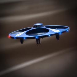 Drona OZN controlata prin miscarea mainii 2
