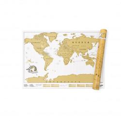 Harta razuibila a lumii Original Luckies 2
