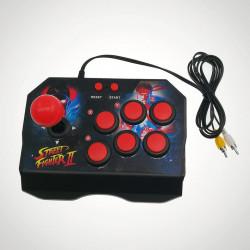 consola joc arcade Street Fighter II pentru televizor 6