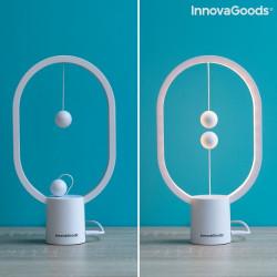 Lampa heng balance cu intrerupator magnetic stinsa si aprinsa