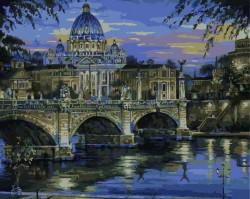 Pictura pe numere Roma