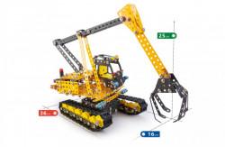 Set constructie Melman 7 in 1 Pro, 866 piese dimensiuni