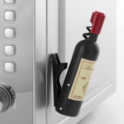 Tirbuson si desfacator magnetic sticla de vin 3