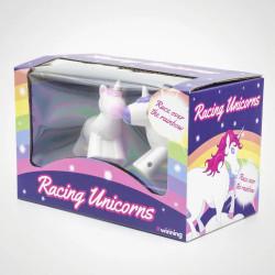 Unicorni cursieri in cutie