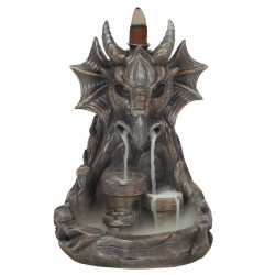 Vas aromaterapie cascada de fum Dragon
